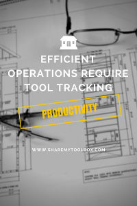 Efficient Operations Require Tool Tracking 1