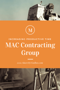 MAC Contracting Tool Tracking, 1