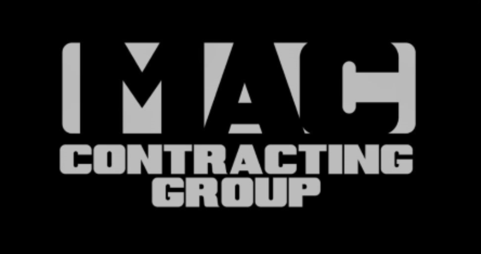 MAC Contracting Tool Tracking Logo